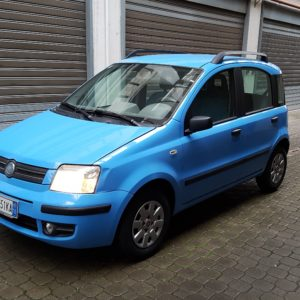 Fiat Panda Light Blue